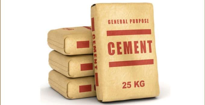 sac de ciment 25kg
