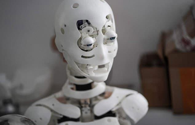 poupee robot exdoll squelette