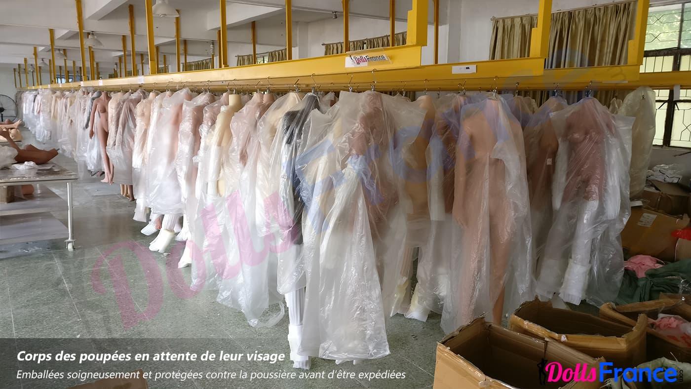 Poupées suspendues usine wmdolls
