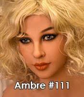 Visage Ambre 111