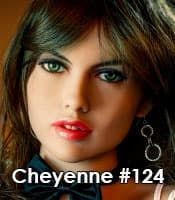 visage Cheyenne 124 Dolls france
