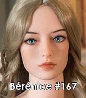Visage Bérénice #167
