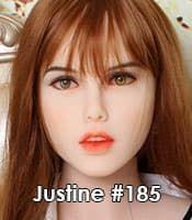 Visage Justine #185