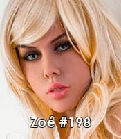 Visage Zoé #198