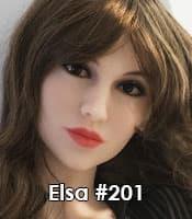 Visage Elsa #201