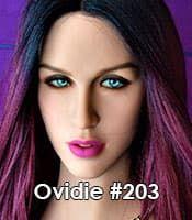 Visage Ovidie #203