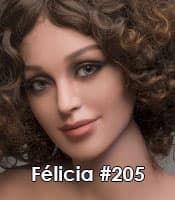Visage Félicia 205