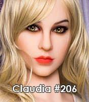 Visage Claudia 206