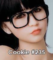 Visage Cookie #235
