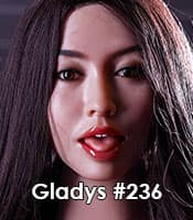 Visage Gladys #236