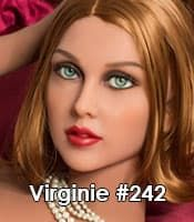 visage Virginie 242 Dolls france