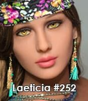 visage Laeticia 252 Dolls france