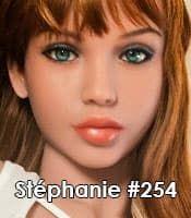 Visage Stéphanie #254