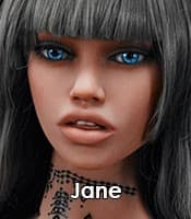 visage Jane irontech doll