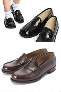 Chaussures marrons