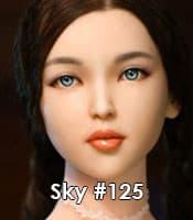 Sky #125 silicone