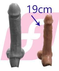 Pénis 19cm