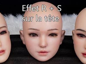Effet S + R tête