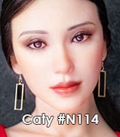 Caty #N114 silicone