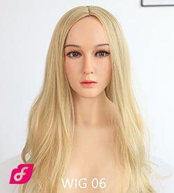 6. Longs blonds