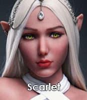 Scarlet elf