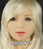 Visage 19 Alisa