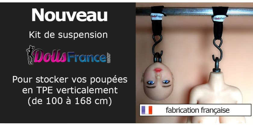 Kit de suspension pour poupée