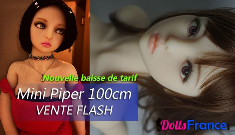 Vente Flash mini doll Piper 100cm Iris