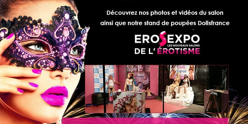 Salon de l 39 rotisme 2017 for Salon de l erotisme tours